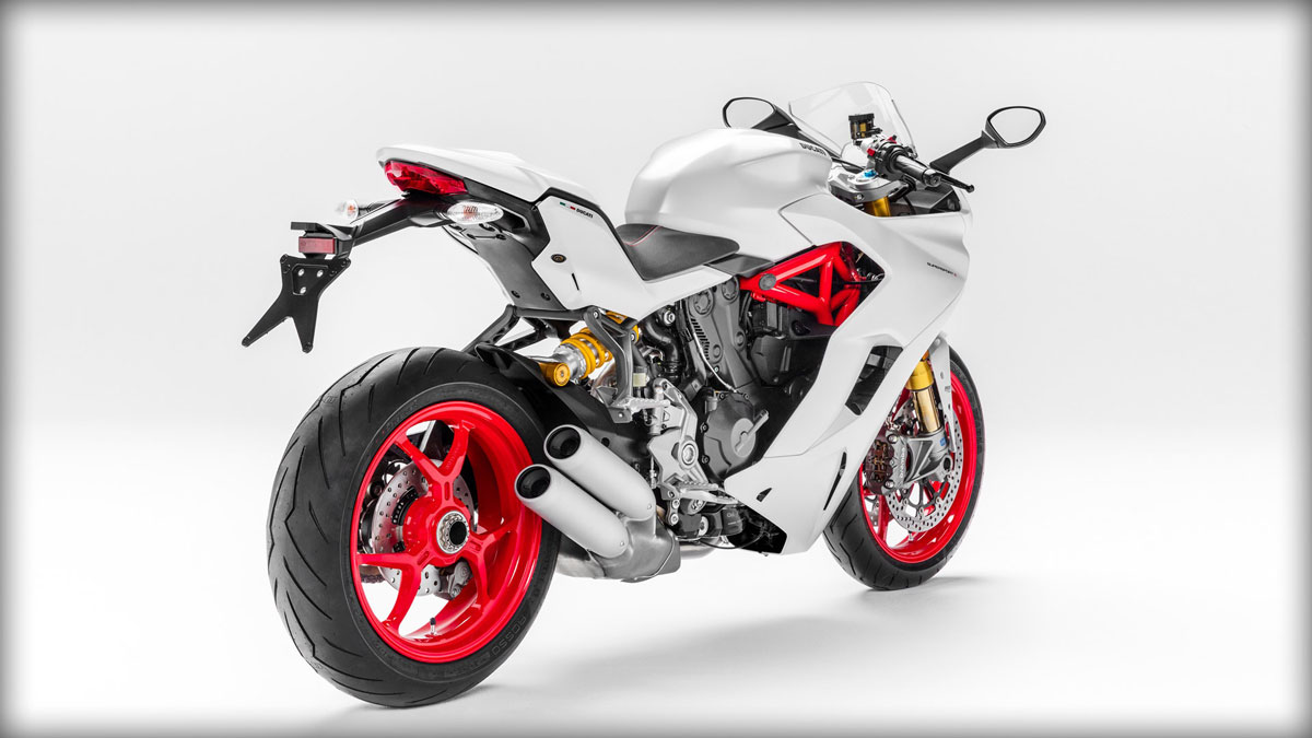 Supersport S white