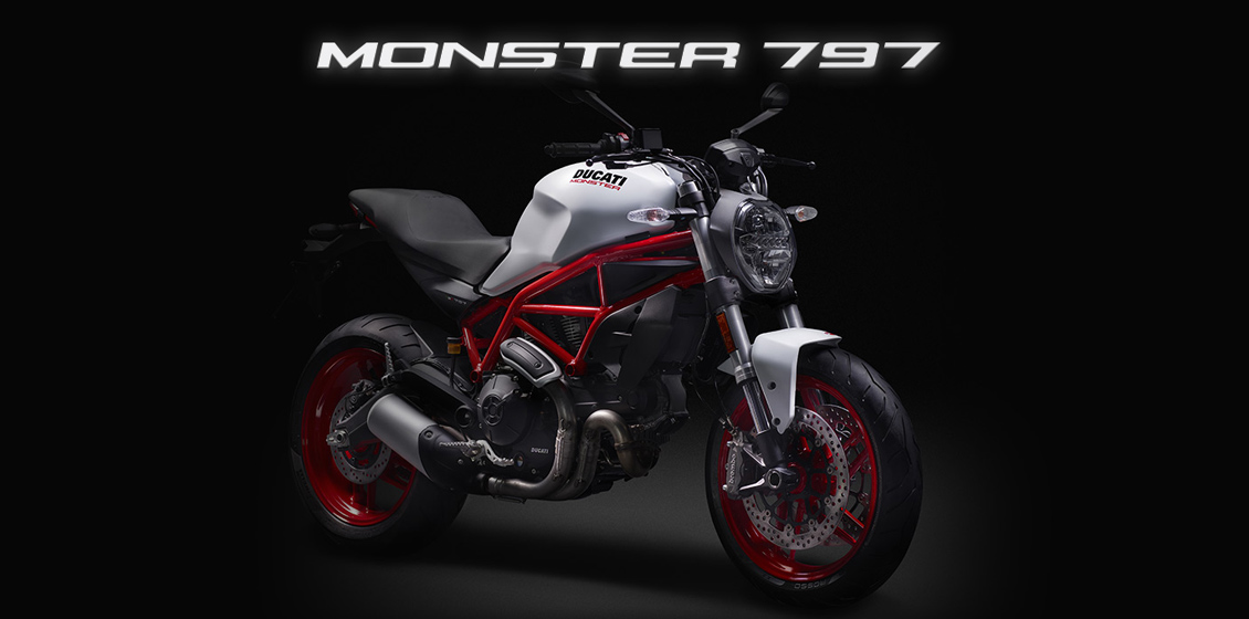 NEW | Ducati: Monster 797