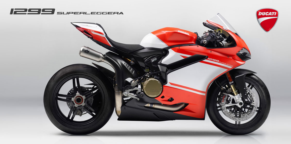 NEW | Ducati 1299 Superleggera