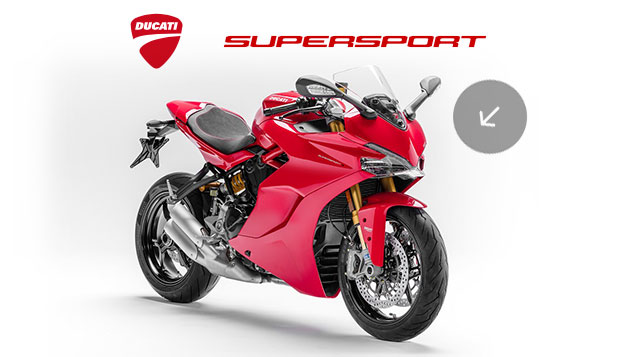 Ducati lanza SuperSport