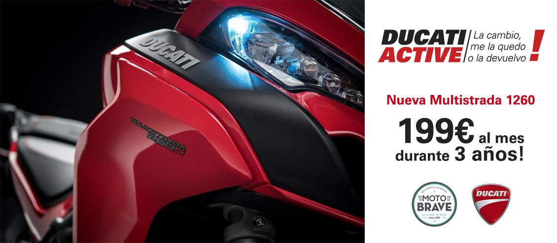 Ducati Active Multistrada 1260