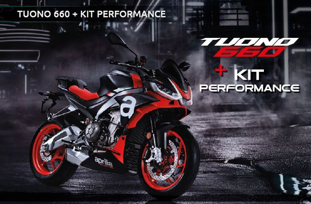 Tuono 660 Kit performance 190