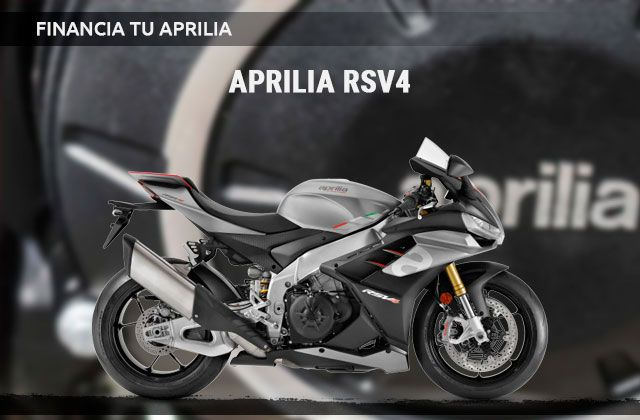 Financiación Aprilia RSV4