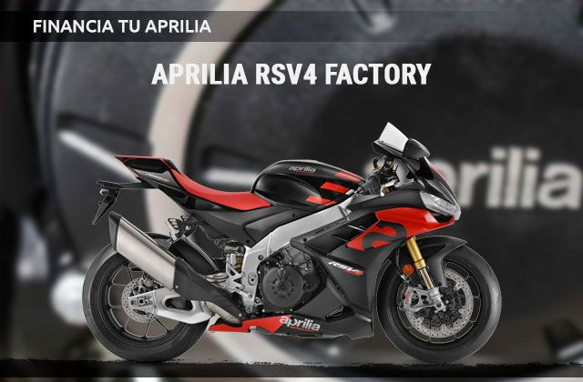 Financiación Aprilia RSV4 Factory