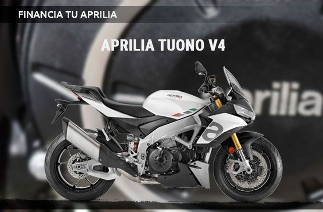 Financiación Aprilia Tuono V4